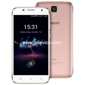 Uhans A101S Smartphone Full Specification