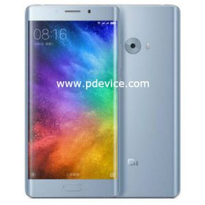 Xiaomi Mi Note 2 Global Version Smartphone Full Specification