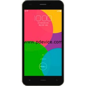 iNew U5F Smartphone Full Specification