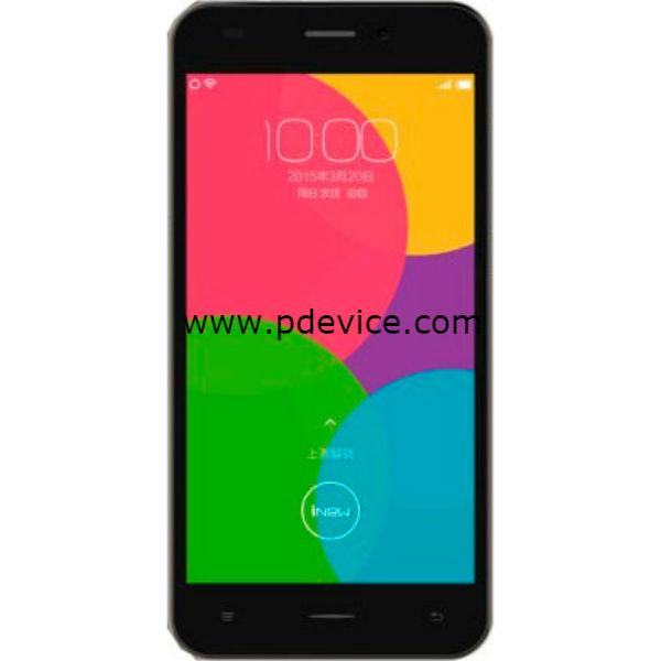 iNew U5F Smartphone Full Specification