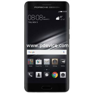 Huawei Mate 9 Porsche Design Smartphone Full Specification