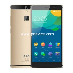 QCONG Metal Smartphone Full Specification