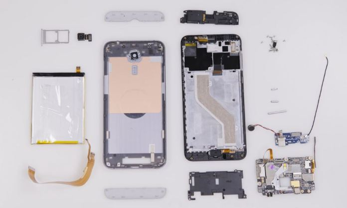 UMi Plus Teardown