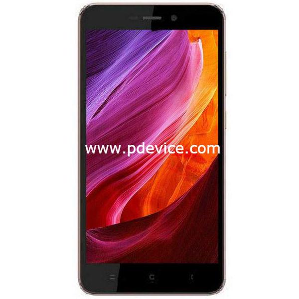 Xiaomi Redmi 4A Smartphone Full Specification