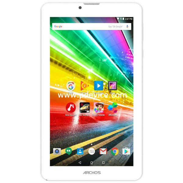 Archos 70 Platinum 3G Tablet Full Specification