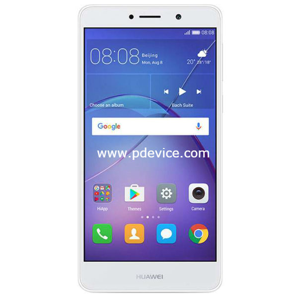 HUAWEI GR5 2017 Full Specifications, Review and Price