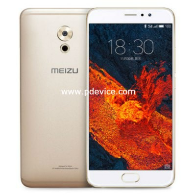 Meizu Pro 6 Plus 64GB Smartphone Full Specification