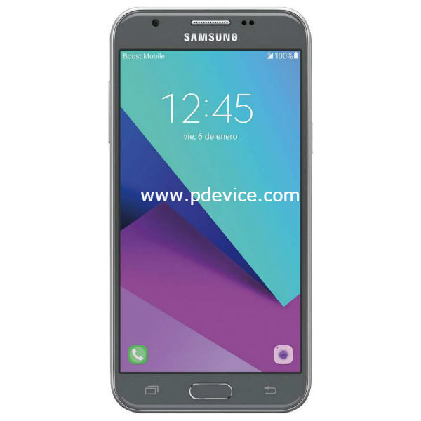 Samsung Galaxy J3 Emerge Smartphone Full Specification