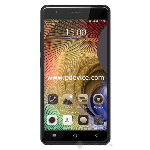 Texet X-omega Smartphone Full Specification