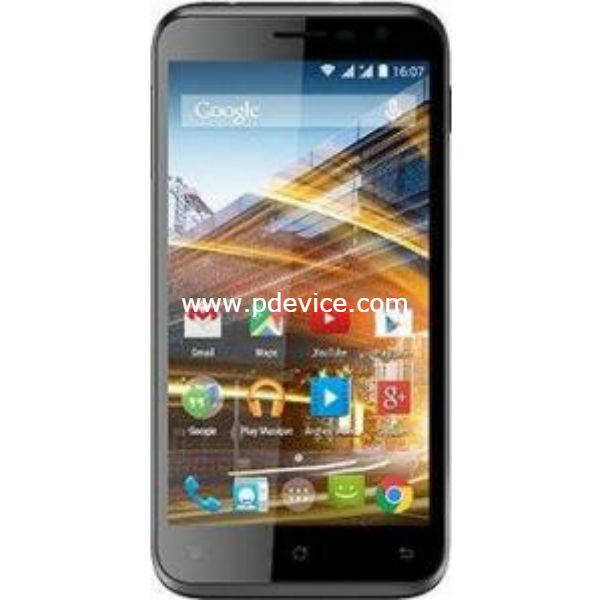 Wolder WIAM #23 Smartphone Full Specification