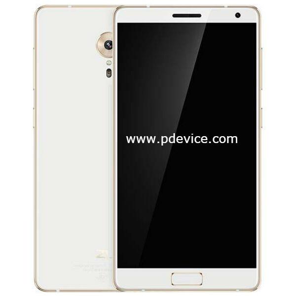 Zuk Edge L Smartphone Full Specification