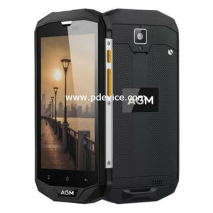 AGM A8 Smartphone Full Specification