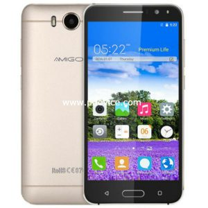 Amigoo X18 Smartphone Full Specification