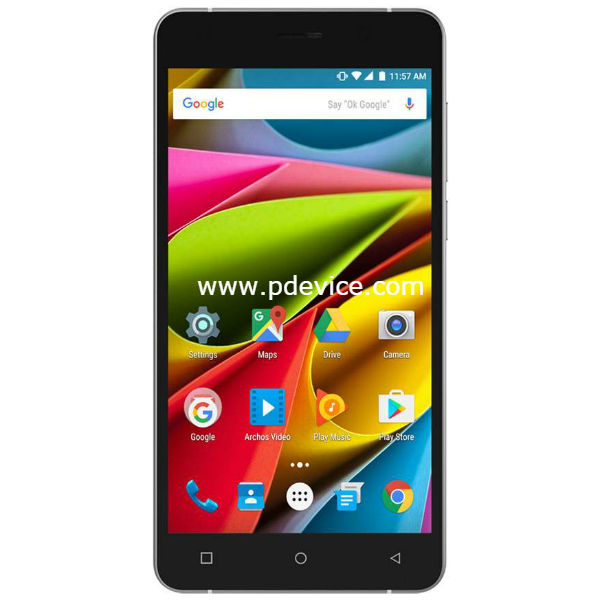 Archos 50b Cobalt Smartphone Full Specification