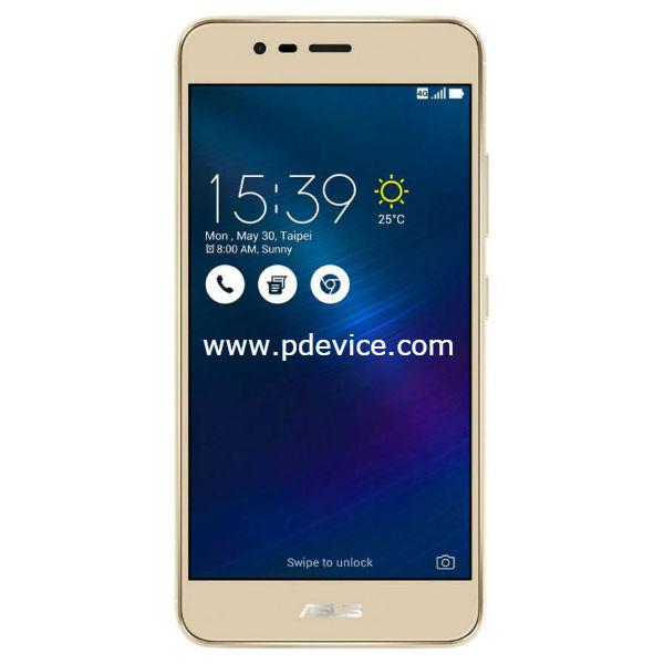 Asus ZenFone 3 Max ZC520TL Smartphone Full Specification