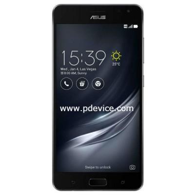 Asus ZenFone AR Smartphone Full Specification