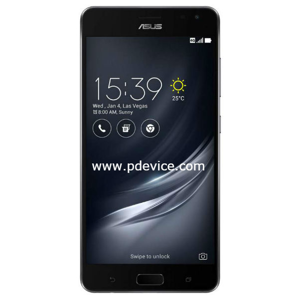 Asus ZenFone AR Smartphone Full Specification