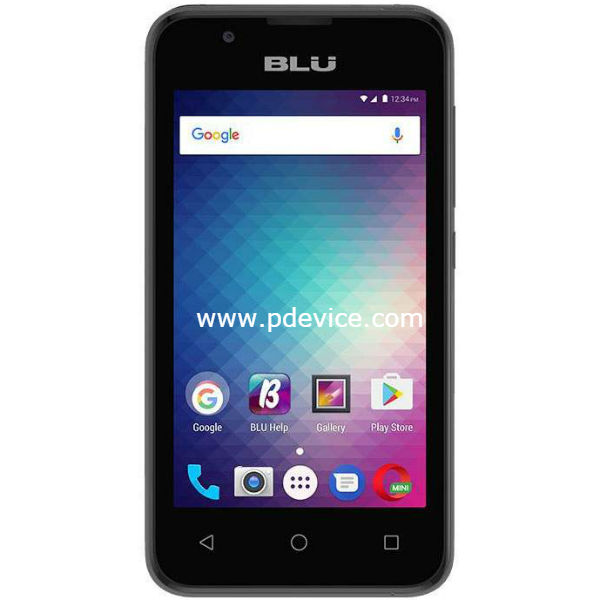 BLU Advance 4.0 L3 Smartphone Full Specification