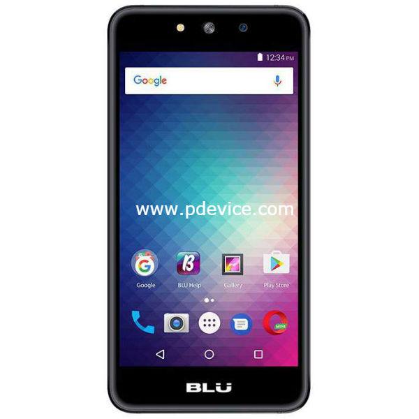 BLU Grand M Smartphone Full Specification