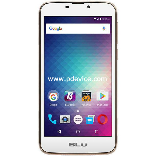 BLU Studio J5 Smartphone Full Specification