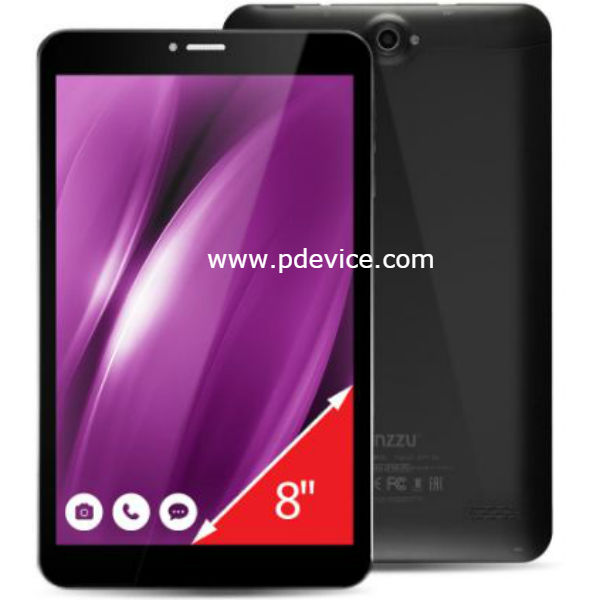 Ginzzu GT-8010 Tablet Full Specification