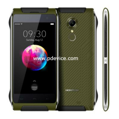 HomTom HT20 Pro Smartphone Full Specification