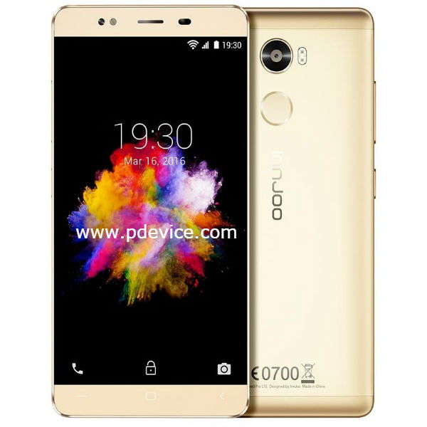 InnJoo Fire3 Pro LTE Smartphone Full Specification