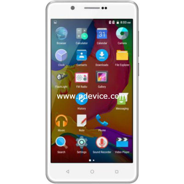 Jiake L8 Smartphone Full Specification