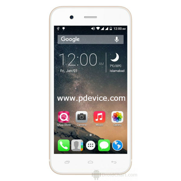 QMobile Noir i2 Pro Smartphone Full Specification
