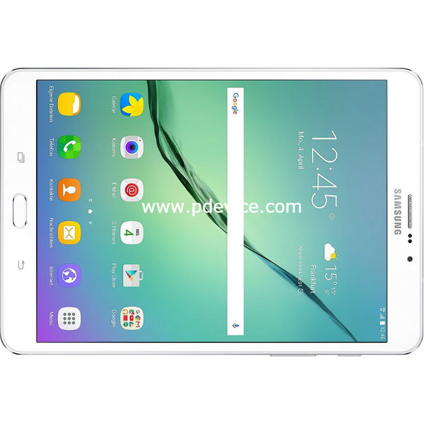 Samsung Galaxy Tab S2 2016 8.0 4G Tablet Full Specification