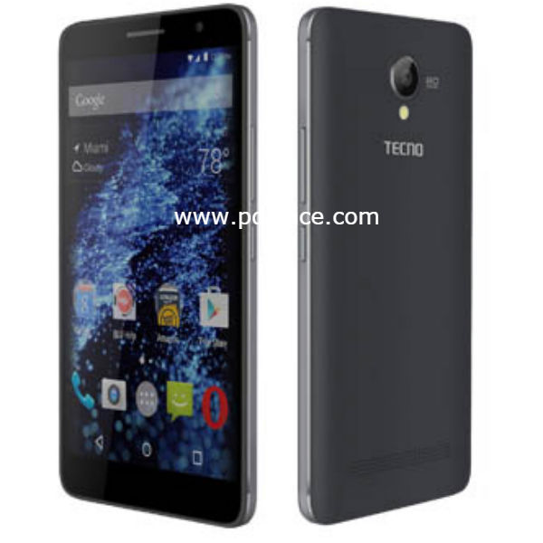 Tecno W4 Smartphone Full Specification