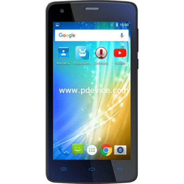 Texet TM-4510 Smartphone Full Specification