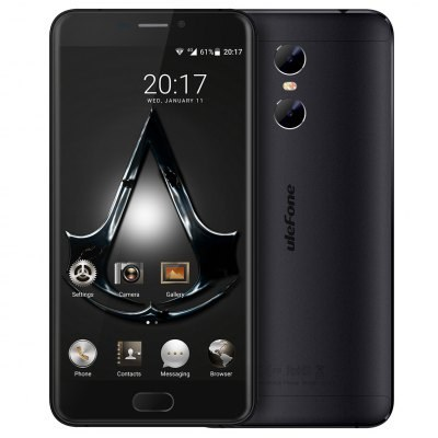 Ulefone Gemini Smartphone Full Specification