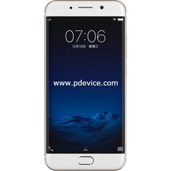 Vivo Xplay 6 Smartphone Full Specification