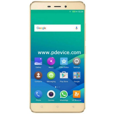 Gionee P8w Smartphone Full Specification