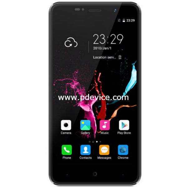 Gooweel M15 Smartphone Full Specification