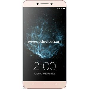 LeEco Le Max 2 X829 Smartphone Full Specification