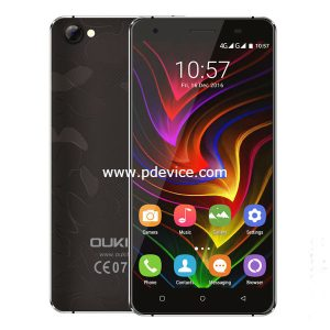 Oukitel C5 Smartphone Full Specification