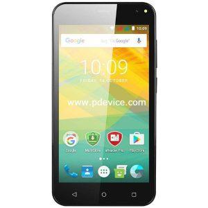 Prestigio Wize NV3 Smartphone Full Specification