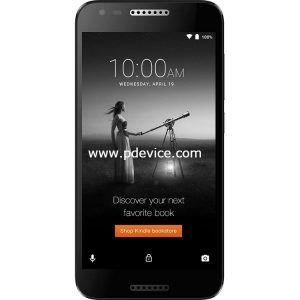 Alcatel A30 Smartphone Full Specification