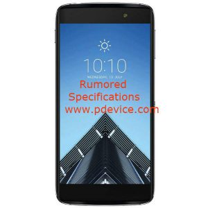 Alcatel Idol 5S Smartphone Full Specification