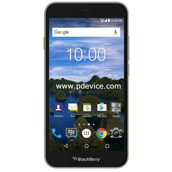 BlackBerry Aurora Smartphone Full Specification