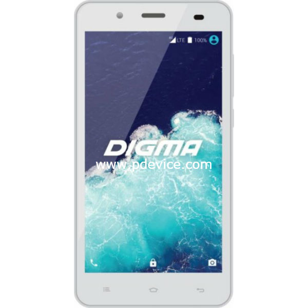 Digma Vox S507 4G Smartphone Full Specification