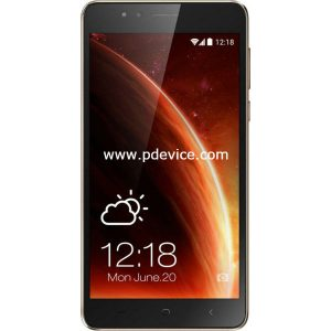 InnJoo Halo Plus Smartphone Full Specification