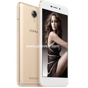 Konka R8 Smartphone Full Specification