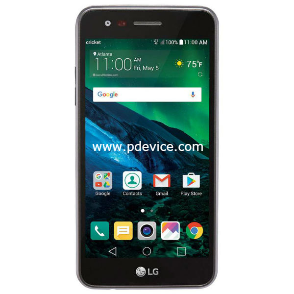 LG Fortune Smartphone Full Specification