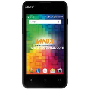 Lanix Illium X210 Smartphone Full Specification