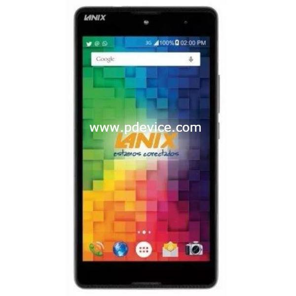 Lanix Illium X710 Smartphone Full Specification