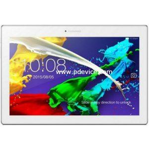 Lenovo Tab 2 A10-30L 4G Tablet Full Specification