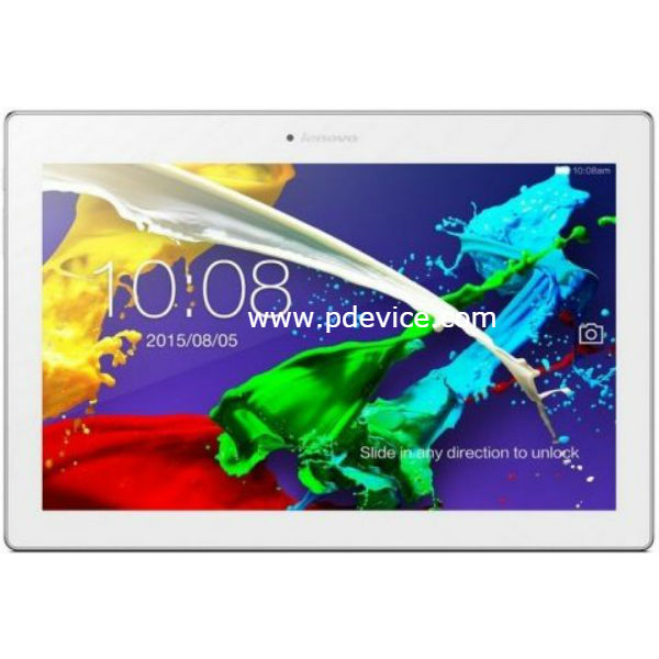 Lenovo Tab 2 A10-30L 4G Tablet Full Specification